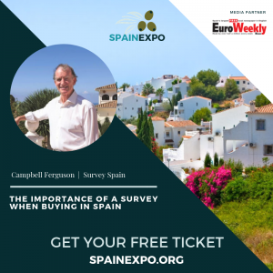 Promotion for Campbell Ferguson of Survey Spain