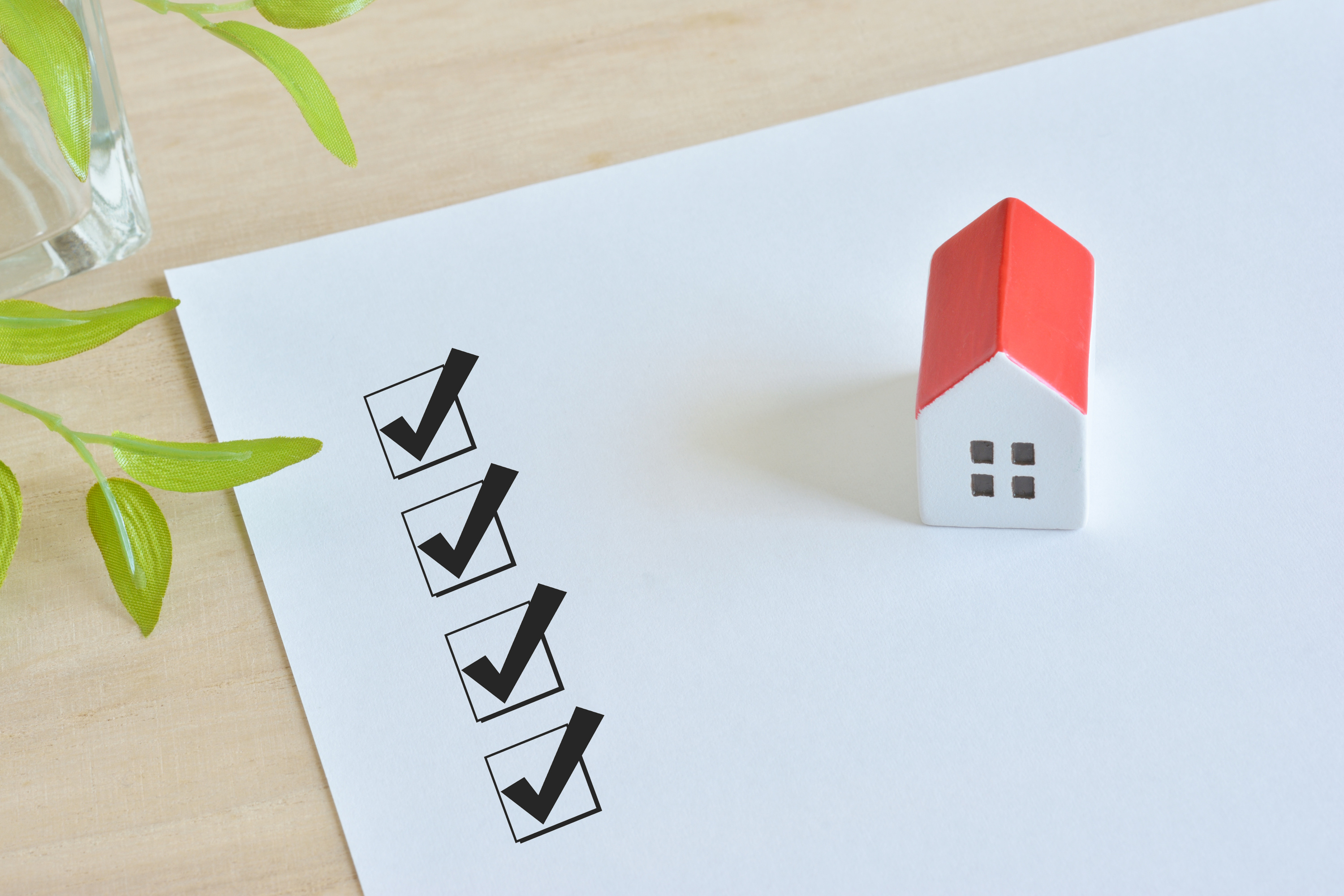 Property Buyers Checklist – Essential items you should ask for before signing any paperwork