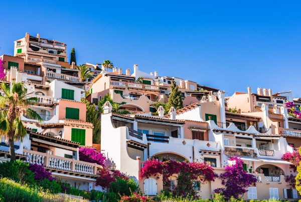 Housing in Mallorca, Spain
