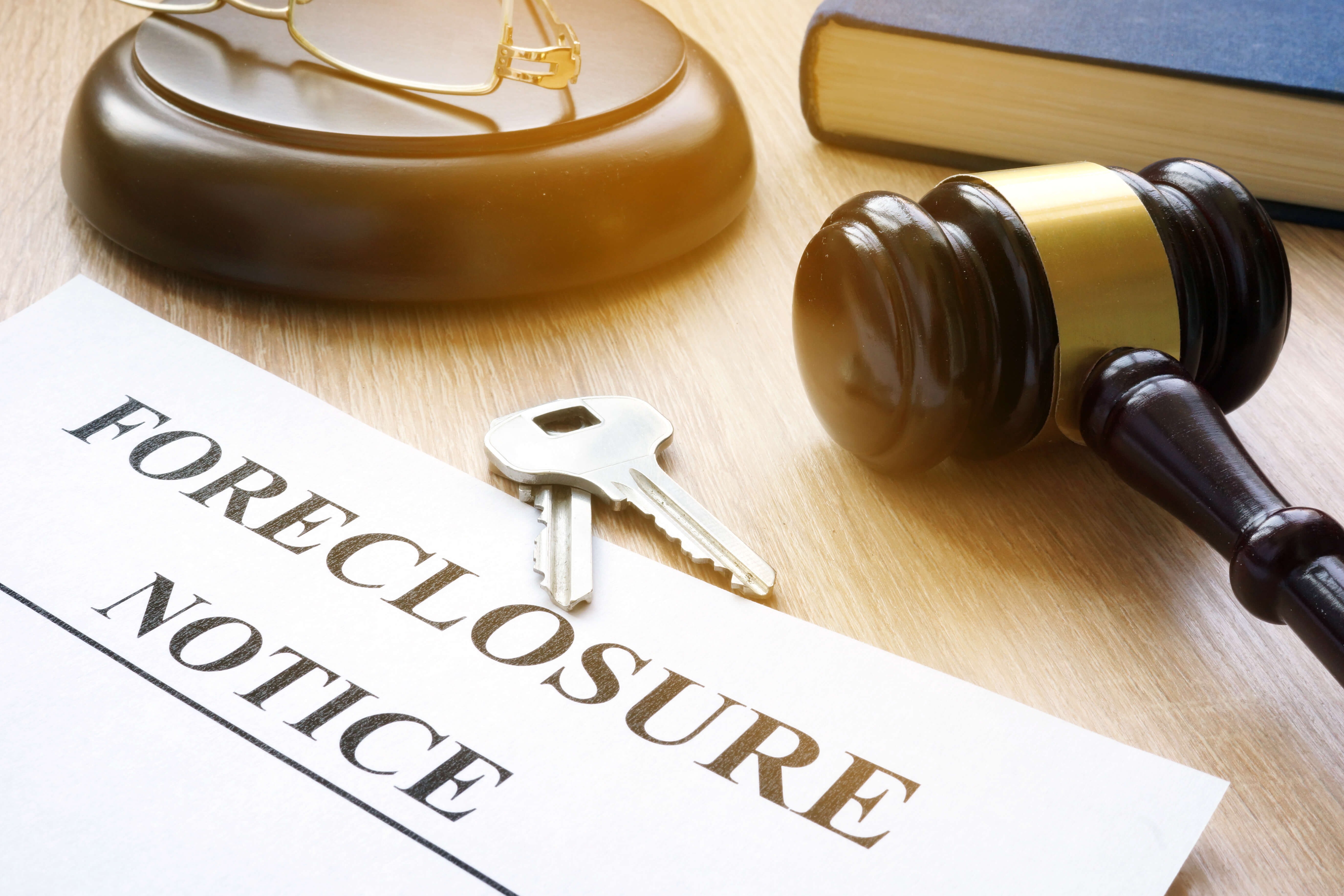 Banks have to wait longer to foreclose on Mortgage loans