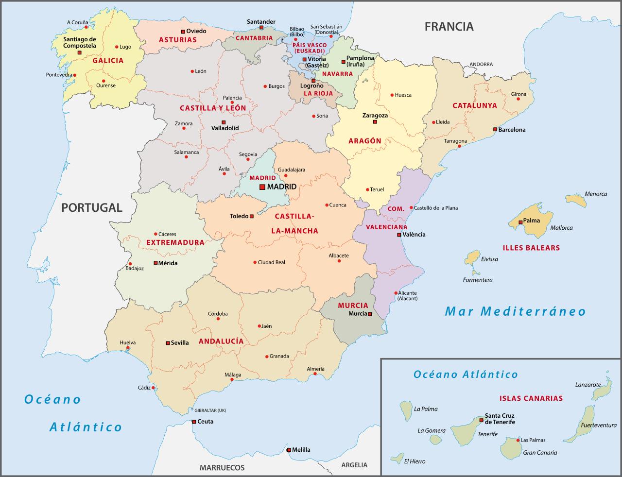 Spain's Prime Minister outlines his plan for de-escalation.