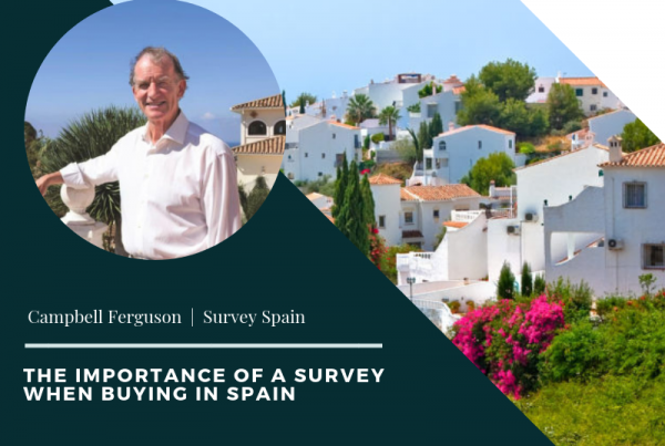 Olive Press asks Campbell Ferguson of Survey Spain, what are your plans after COVID-19?