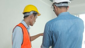 Technical inspection to ensure structural stability