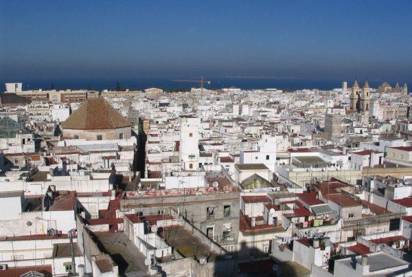 Cádiz townscape