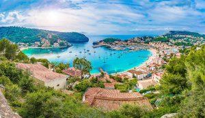 Porte-de-Soller,-Palma-Mallorca,-Spain
